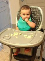 Hummus on Pita with cheese cubes! YUM