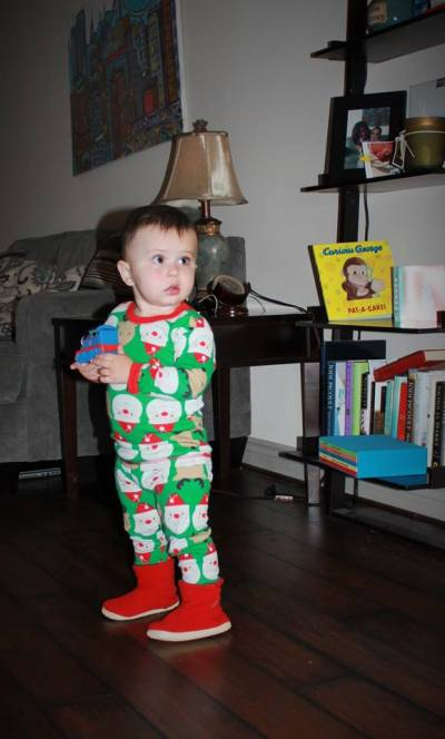 Christmas Pajamas from Mrs. Claus