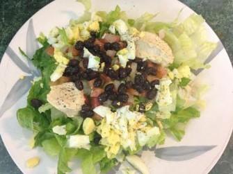 Cobb-Like Salad